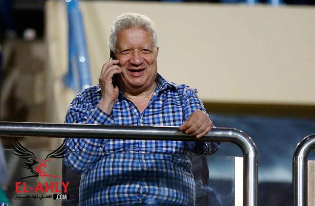 اللجنة الأولمبية تعلن اول قرار لها ضد مرتضى منصور