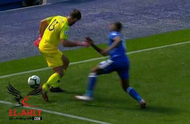 خطأ فادح من أليسون يكبد ليفربول هدف غالي في مرماه