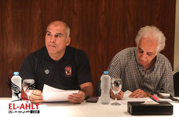 المدير الإداري للأهلي ينهي تأشيرات لبنان استعداداً لمواجهة النجمة