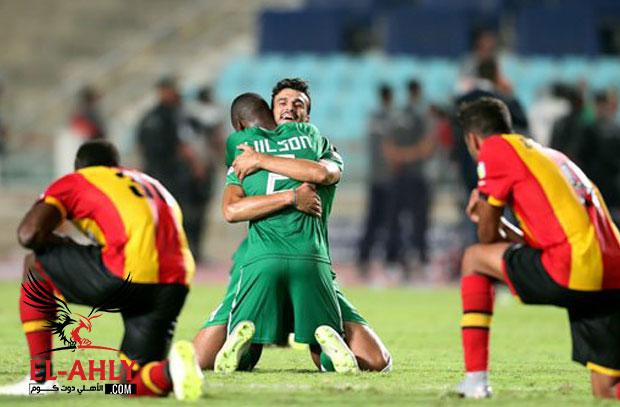 الإتحاد السكندري يفجر مفاجأة مدوية ويقصي الترجي من البطولة العربية