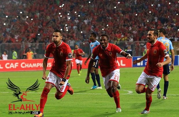 الأهلي يضرب موعد محتمل مع الوداد المغربي بنصف نهائي دوري الابطال
