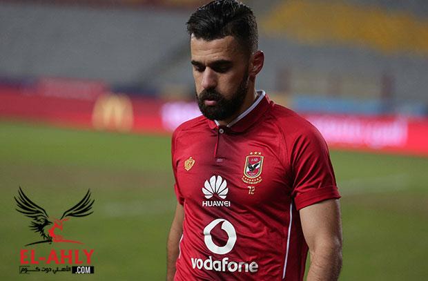 عبد الله السعيد عن رأيه في فريق الأهلي: مش متابع