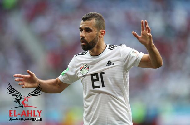 تقارير: عبد الله السعيد إلى نادي بيراميدز