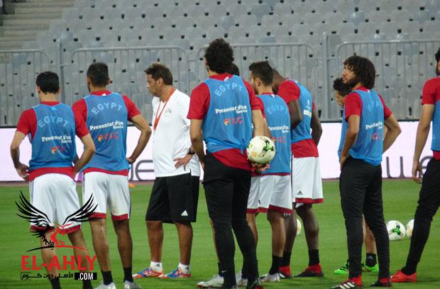 مخطط أحمال الفراعنة: نسعى للفوز لحصد الثقة والكرة المصرية تمتلك لاعبين رائعين