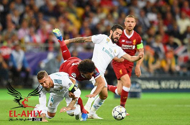 راموس: لست خائفًا من استقبال جماهير إنجلترا بسبب محمد صلاح.. ضميري صافي