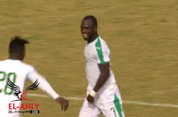 """هدف ماركة """"موسى"""" في مباراة السنغال ومدغشقر"""