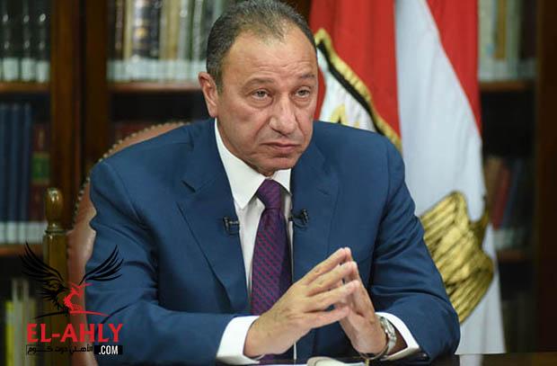 El-Ahly.com يكشف عن اتصال هاتفي بين الخطيب ووزير الرياضة بعد أزمة ملعب مباراة حورويا