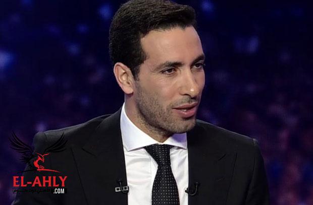 ماذا قال محمد أبو تريكة عن صالح سليم في ذكري ميلاده؟