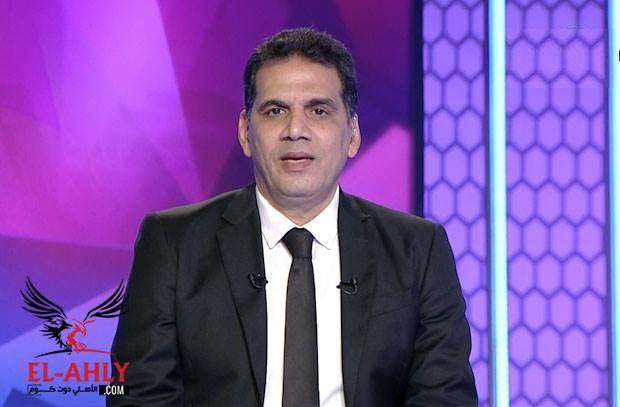 خناقة على الهواء بسبب الأهلي.. جمال الغندور اتقمص: أنا أبوك وسمير عثمان يرفض الاتهامات