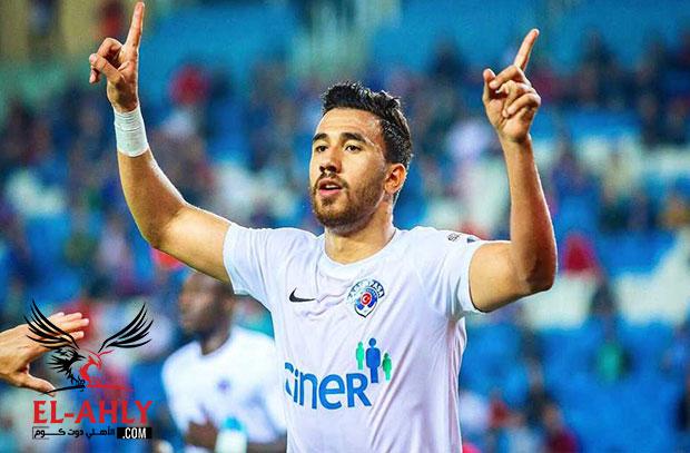 تريزيجيه يخسر جائزة أفضل لاعب بتركيا