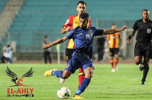 ناصر ماهر يعلن عن تجديد تعاقده مع النادي الأهلي لمدة خمس سنوات
