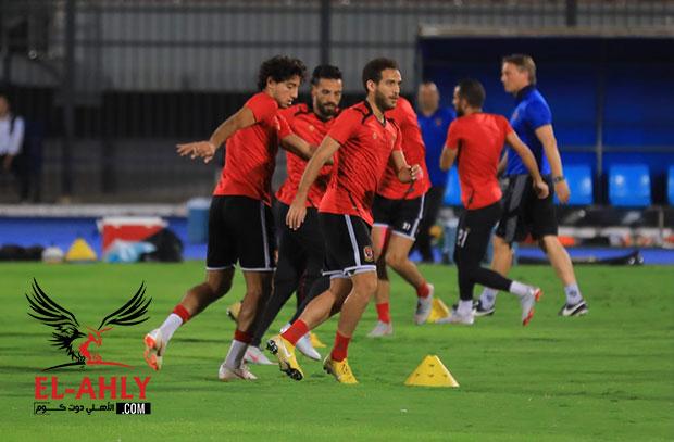 هشام محمد: سنقدم كل ما نملك لنسعد الجماهير ومواجهة حوريا الأهم في البطولة