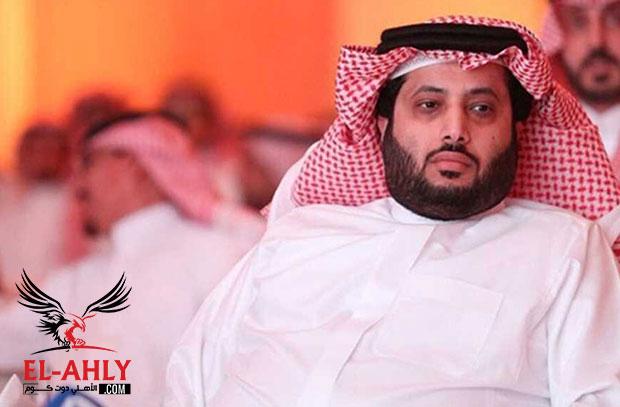 """تركي آل الشيخ: أفكر في الانسحاب من الاستثمار الرياضي في مصر """"لية الصداع؟"""""""