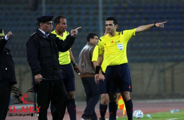 محمود البنا يحكم مباراة الترجي والصفاقسي