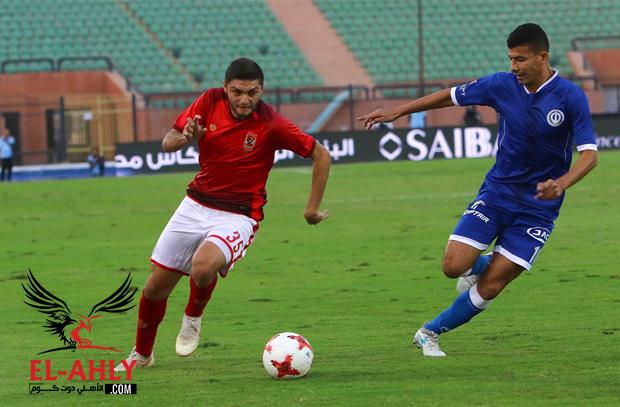 الأهلي يتخطى الترسانة بأداء باهت ويتأهل لدور الـ16 ببطولة كأس مصر