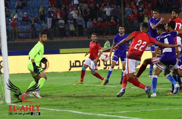 6 أمور حدثت لأول مره بعد فوز الأهلي على الترسانة في كأس مصر
