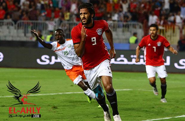 كما أكد El-Ahly.com الشناوي في المرمى ومروان يقود هجوم مصر أمام إي سواتيني