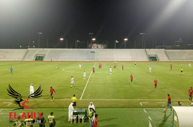 المنتخب الأوليمبي يهزم الإماراتي بهدف طاهر والعارضة والقائم يمنعان 5 أهداف للفراعنة