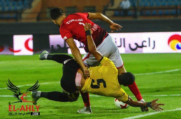 إبراهيم نور الدين يعود للدوري مجددا بعد كارثة مباراة الأهلي والإنتاج
