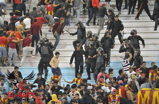 الداخلية التونسية تؤكد استعدادها لتأمين الجماهير في النهائي الإفريقي