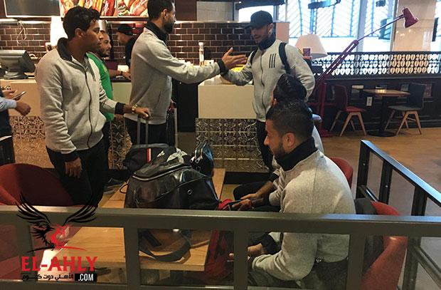 بعثة الأهلي تتوجه إلى تونس استعدادًا لمواجهة الترجي بدون وليد أزارو