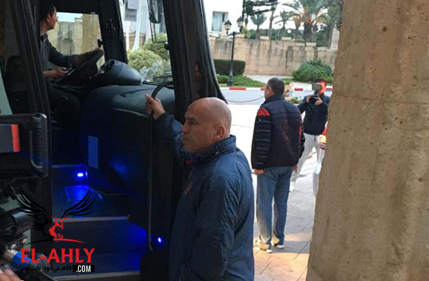 رسالة تونس.. الأهلي يتوجه لـ رادس لخوض المران الأول