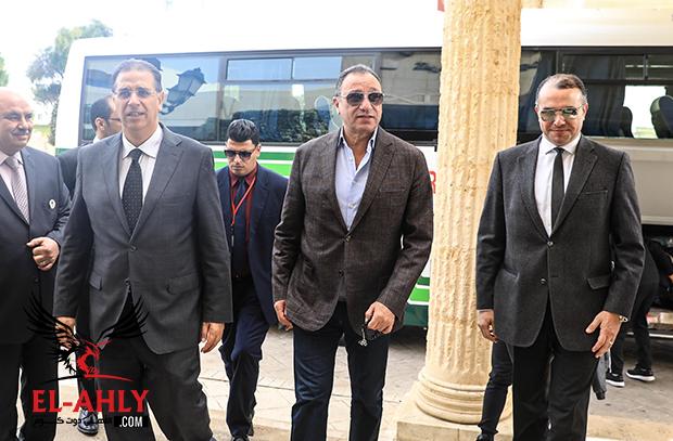 رسالة تونس.. فرمان صارم من محمود الخطيب