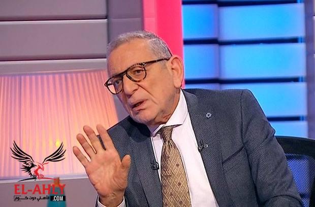 مجدي عبد الغني: لم نقصر مع الأحمر والقيعي لا يمثل الأهلي فهو رجل كل العصور