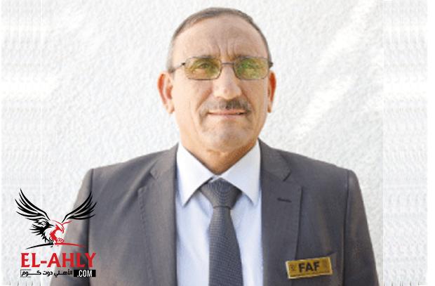رئيس لجنة الحكام الجزائرية ينفي إيقاف مهدي عبيد ويكشف مصير حكم مباراة مصر وتونس