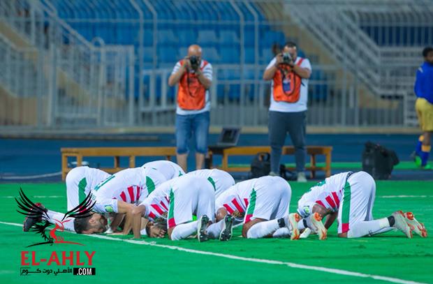 مولودية الجزائر يفوز على النصر السعودي وسط جماهيره بالبطولة العربية