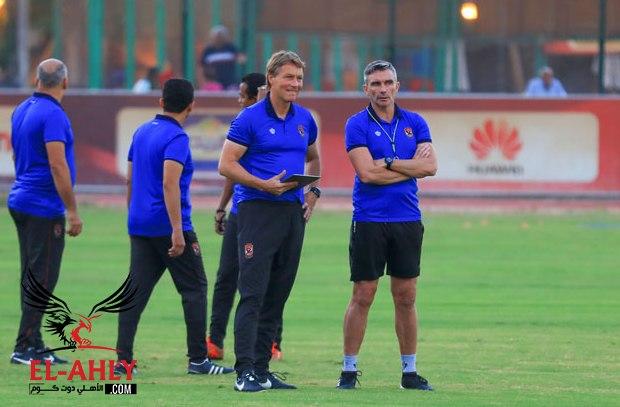 كارتيرون: أشكر الأمن التونسي وتبقى المنافسة في الملعب وسنبذل أقصى جهد للتتويج بالبطولة الأفريقية
