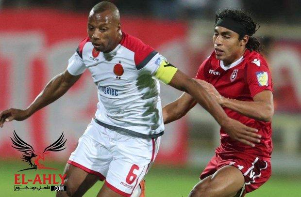 النجم الساحلي يطيح بالوداد من البطولة العربية ويحجز أول مقاعد ربع النهائي