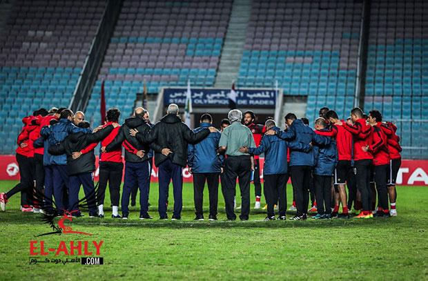 تشكيل الأهلي المتوقع أمام الترجي التونسي في نهائي دوري ابطال افريقيا