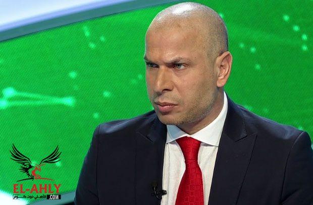 """وائل جمعة يشعل استوديو بي إن: عقوبة أزارو """"مستحدثة"""" ويرد على وصف كارتيرون بالمتواطيء"""