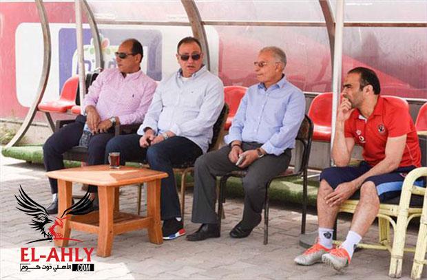 في حالة رحيل عبد الشافي.. سيد عبد الحفيظ مرشح قوي لمنصب المدير الرياضي