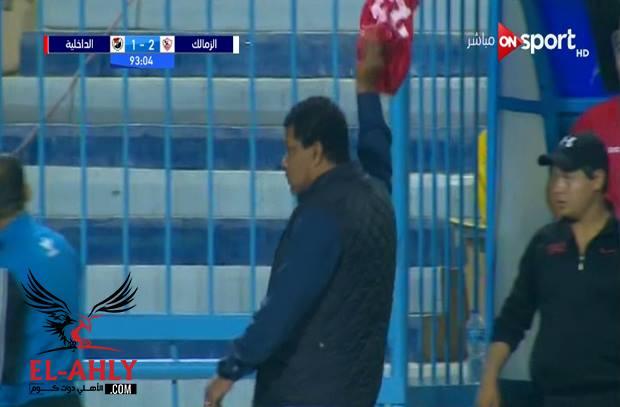 """عبد العال عن القميص الأحمر: """"تيشيرت الداخلية"""".. كنت بحمس اللاعبين وأنا مش زي التؤام"""