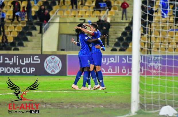 في مباراة ركلات الجزاء الضائعة.. الهلال يهزم النفط ويتأهل لربع نهائي كأس زايد