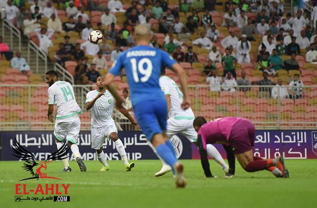 أهلي جدة يتأهل لربع نهائي كأس زايد على حساب وفاق سطيف