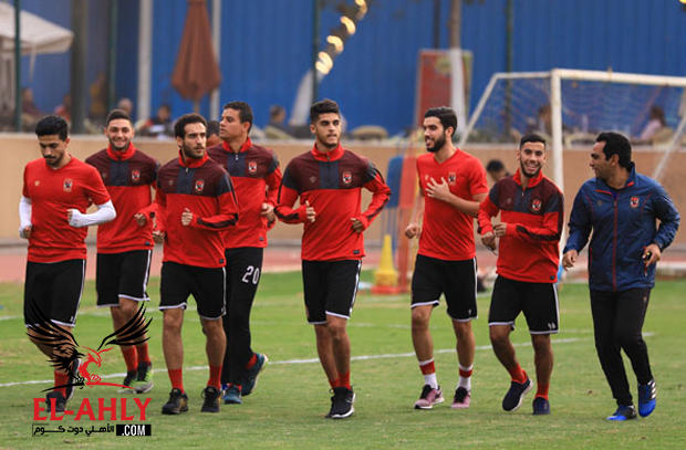 الأهلي يخوض مرانه الجمعة استعدادًا لطلائع الجيش