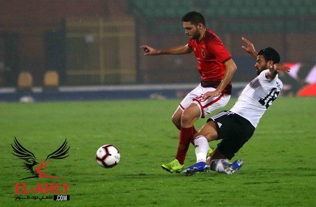 الجونة يعلن نهاية موسم لاعبه بعد إصابته في مواجهة الأهلي