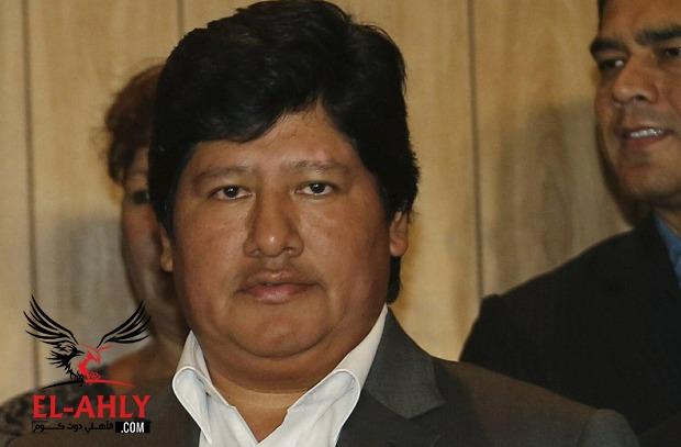 القبض على رئيس اتحاد كرة القدم ببيرو رغم التأهل لكأس العالم