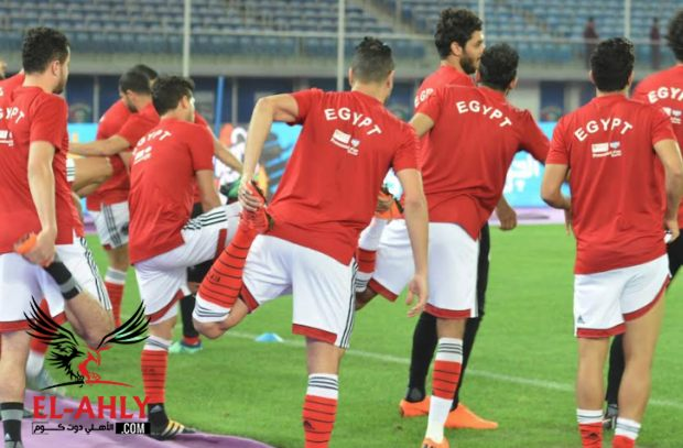 مارس المقبل.. مصر ضد نيجيريا