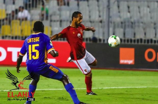 الترتيب النهائي لوليد سليمان في جائزة أفضل لاعب بأفريقيا