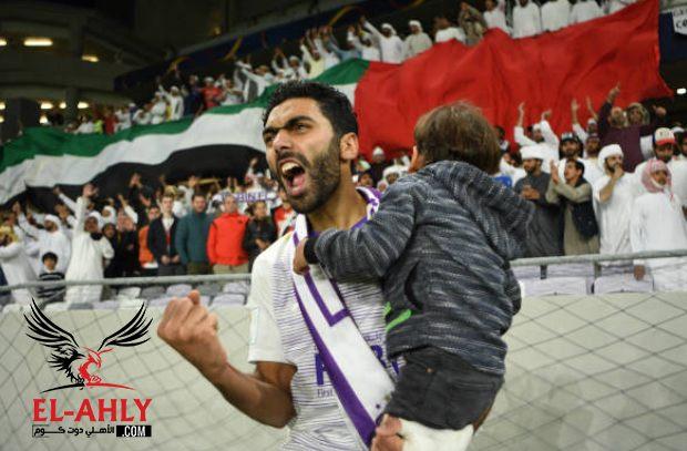 رئيس العين الإماراتي: تركي آل الشيخ لم يطلب الشحات ونهنئ الأهلي على اللاعب الدولي