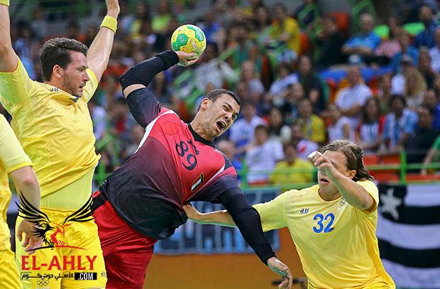 مصر تخسر أمام السويد في افتتاح مشوارها بكأس العالم لكرة اليد