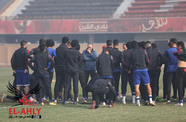 لاعب جديد يدعم قائمة الأهلي في مواجهة شبيبة الساورة بالجزائر