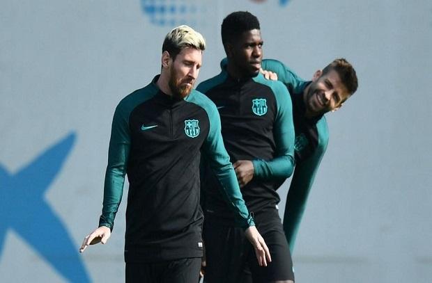 أنباء سعيدة وأخرى حزينة من تدريبات برشلونة