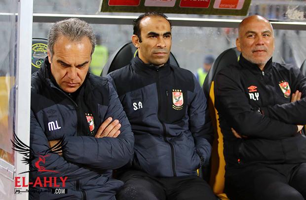 بسبب اهتمام لاسارتي.. سيد عبد الحفيظ يتابع مباراة الناشئين أمام حرس الحدود