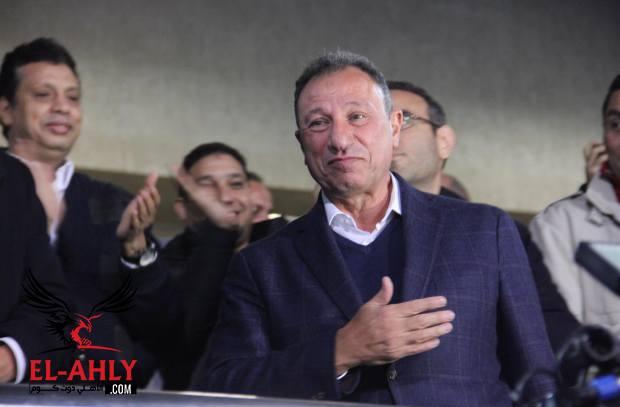 شريف فؤاد: نثق في الفوز بالدوري وهذه حقيقة استقالة بيبو