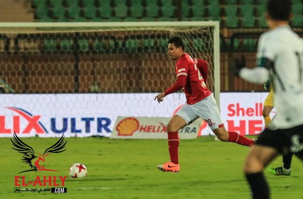 الإصابة تبعد سعد سمير عن رحلة تنزانيا واللاعب يؤدي جلسة تأهيلية في الجيم